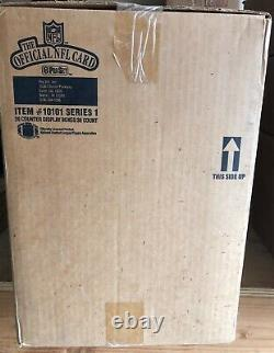 1989 Pro Set Football Series 1 Sealed Factory Case 20 Sealed Wax Boxes