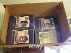 1990-91 NBA Hoops Series 1 Basketball Cards FACTORY SEALED CASE of 20 BOXES