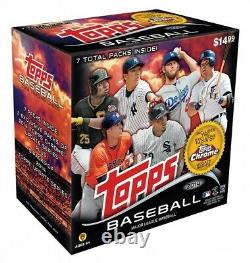 2014 Topps Chrome Update Mega Box Factory Sealed Box From A Sealed Case