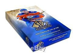 2015-16 Upper Deck SP Authentic Hockey 12 Box Factory Sealed Hobby Case