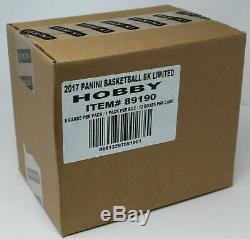 2016-17 Panini Limited Nba Hobby Factory Sealed 12 Box Case Ben Simmons Rc