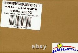 2017/18 Panini Essentials Basketball EXCLUSIVE Factory Sealed 36 Box HANGER CASE
