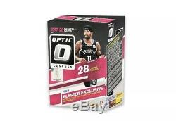 2019-20 Optic Basketball Factory Sealed Blaster Case (20 Blasters)