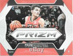 2019-20 Panini NBA Prizm Basketball Factory Sealed (24 Pack) Retail 20 Box Case