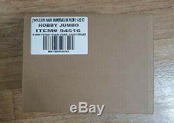 2019-20 Panini Prizm Basketball Hobby 12 Box Factory Sealed Case Zion Morant Rc