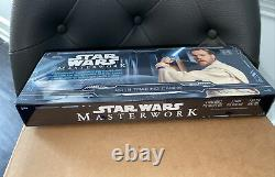 2019 Topps STAR WARS Masterwork Factory Sealed BOX From Fresh CASE HOBBY 2AUTOS
