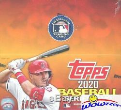 2020 Topps Series 2 Baseball Factory Sealed 24ct Retail 12 Box CASE-4,608 Cards