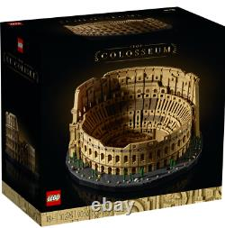 6 sets IN HAND Brand New LEGO 10276 Creator The Colosseum Factory Sealed Case