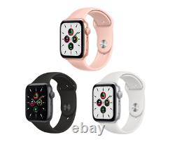 Apple Watch SE (GPS) 44mm All Colors Factory Sealed Factory Warranty