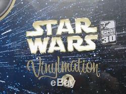 Disney Vinylmation StarWars Series 1 Case 24 Factory Sealed Box Tray withChaser
