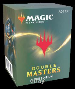 Double Masters VIP Factory Sealed Inner Case 4 Packs