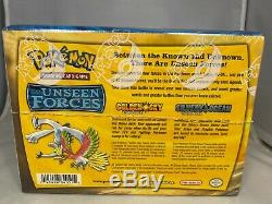 EX Unseen Forces Pokemon Theme Deck Case Box Factory Sealed Lugia / Ho-oh