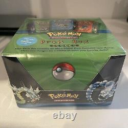 EXTREMELY RARE 1999 WOTC Pokemon Factory Sealed Booster Deck Box Case