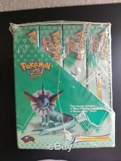 Extremely Rare Skyridge Theme Deck Case Factory Sealed 2003 DAMAGED See Pictures