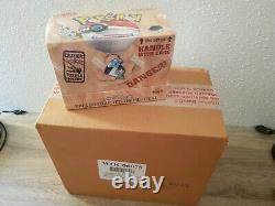 Factory Sealed CASE of 6x Pokemon Fossil Theme Deck Case 1999 WOTC