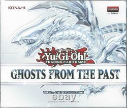 Ghosts From The Past Factory-sealed 10-display Box Case, In Stock! Get Yours 1st