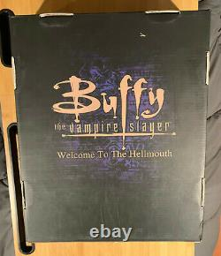 Hard-to-find CASE OF BUFFY THE VAMPIRE SLAYER TITANS FACTORY SEALED unopened new