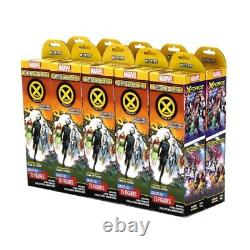 Heroclix -Men House of X Booster Case (2 Bricks) Factory Sealed Preorder 12/9