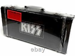 Kiss Deluxe Limited Edition, Original Guitar Case Box Set. Factory Sealed Copy