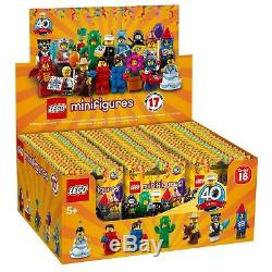 LEGO 71021 Series 18 Minifigures Factory Sealed Case of 60