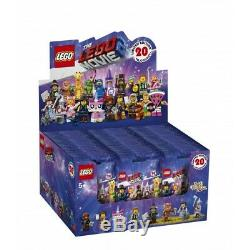 LEGO 71023 Minifigures LEGO MOVIE 2 Brand New Factory Sealed Case in Box 60 Ba