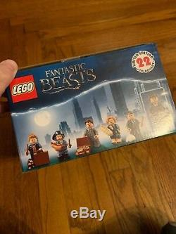 LEGO Harry Potter Fantastic Beasts 71022 Case of 60 Minifigures New Sealed