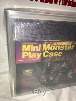 Mini Monster Play Case Afa 80 Factory Sealed Remco 1981 Vintage Original