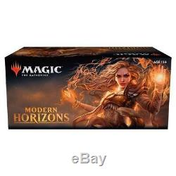 Mtg Modern Horizons Factory Sealed 6 Booster Box Case Only 2 Cases At This Price