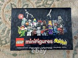 New Sealed Case of LEGO 71010 Minifigures Series 14 Monsters CMF