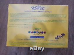 One Pokemon Base Theme Deck Box (8 Factory Sealed Decks) 1999 WOTC Case Fresh