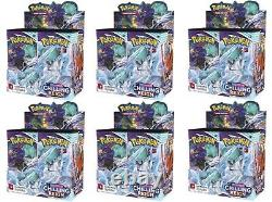 Pokemon Chilling Reign Booster Box Case of 6! Factory Sealed Presale Ships 6/18