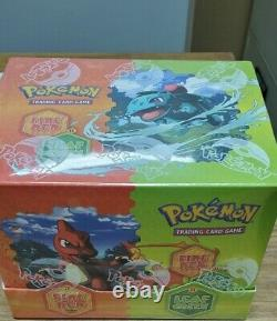 Pokemon Ex Fire Red Leaf Green Factory Sealed Theme Deck Case