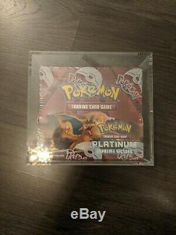 Pokemon Supreme Victors Booster Box Brand New Factory Sealed with acrylic case