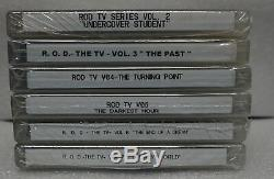 R. O. D. (Read or Die) TV (7 DVD Set) (factory sealed) Limited Edition case