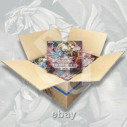 RAGE OF RA CASE 12 BOOSTER BOXES FACTORY SEALED YuGiOh