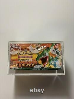 READ DESCRIPTION Pokemon TCG Dragons Exalted Booster Box Factory Sealed Withcase