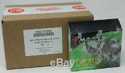 Theros Beyond Death Collector Booster Box Case Factory Sealed MTG Magic 6 Boxes