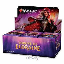 Throne of Eldraine Factory Sealed Case (6 Booster Boxes)