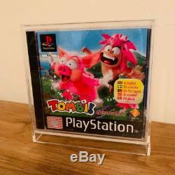 Tombi for Sony Playstation 1 (ps1) Brand new and factory sealed. With case VGC