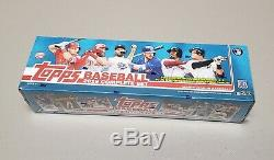 Topps 2019 Baseball Complete Set Retail Edition FACTORY SEALED CASE OF 8 SETS