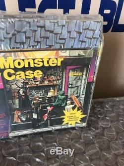 Vintage Remco Universal Monsters MINI MONSTER PLAY CASE Factory Sealed New