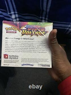 Vivid Voltage Booster Case 6 Booster Boxes Pokemon Factory Sealed Cards