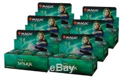 War of the Spark Booster Box Case MTG Magic The Gathering FACTORY SEALED