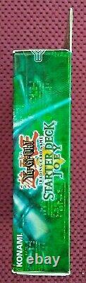 YuGiOh! JOEY Starter Deck 2003 ENGLISH Factory Sealed NEW Fresh out of Case MINT