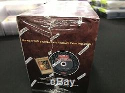 Yugioh! 1st Edition Starter Deck Special Edition Display Case Factory Sealed