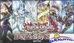 Yugioh Duel Power Collectors Box Factory Sealed 12 Box CASE-SUPER HOT! Brand New