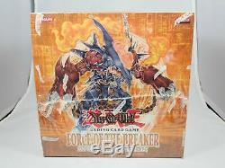 Yugioh Force Of The Breaker Special Edition 20ct Blister Box Factory Sealed Case